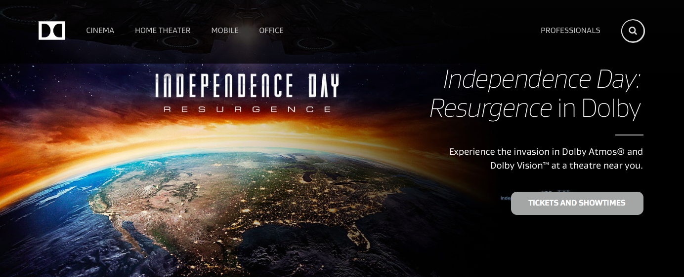 Image: Independence Day movie