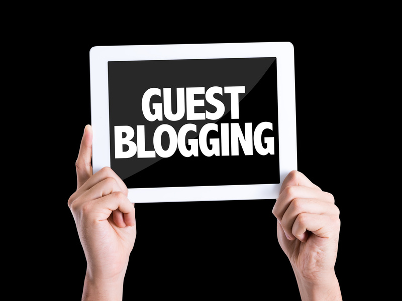 Image: Guest blogging