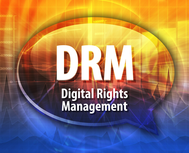 Digital Rights Management For Chairs?