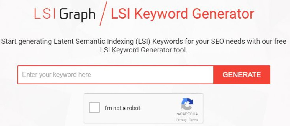 Image: LSI Graph Keyword Generator, Complete Guide to LSI Keywords