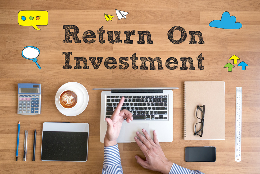 Image: Return on Investment