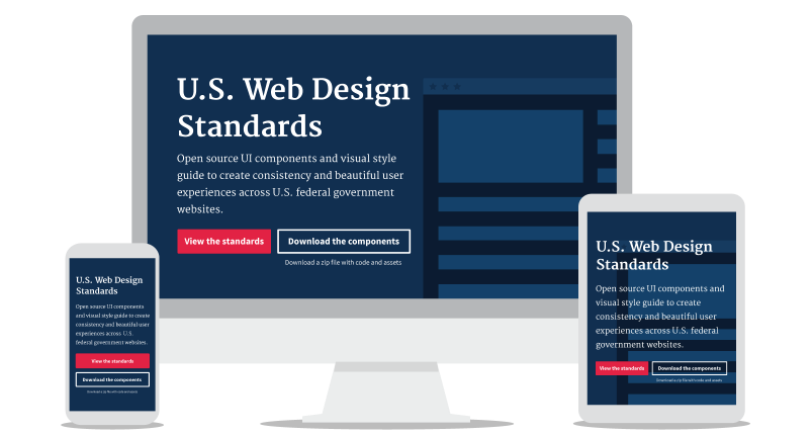 Image: US Web Design Standards