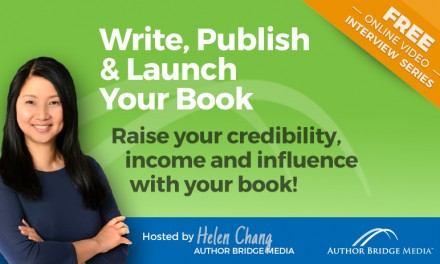 Learn To Write, Publish and Launch Your Book