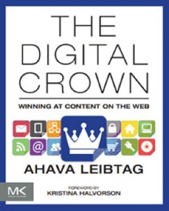 Image: Book cover, The Digital Crown