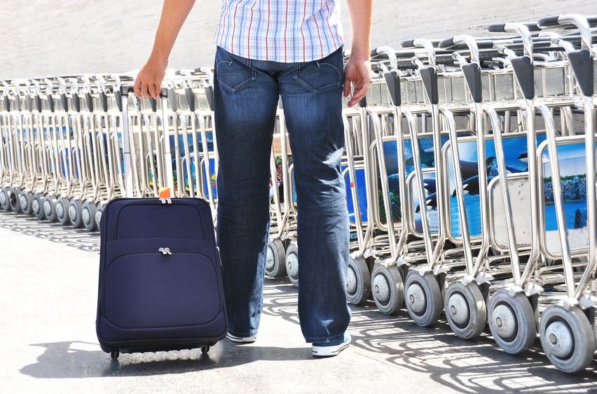 Image: Luggage Cart Rental