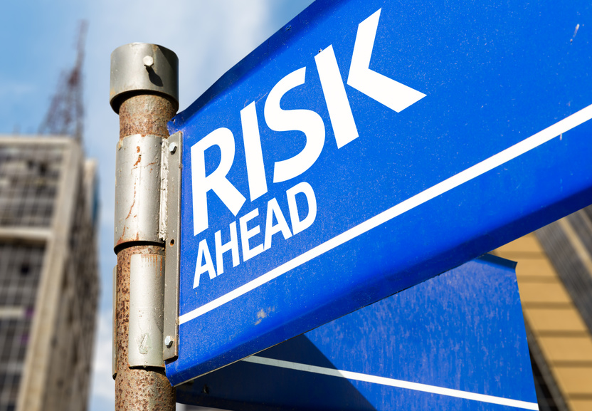 Image: Risk ahead