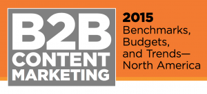 Image: B2B Content Marketing Survey