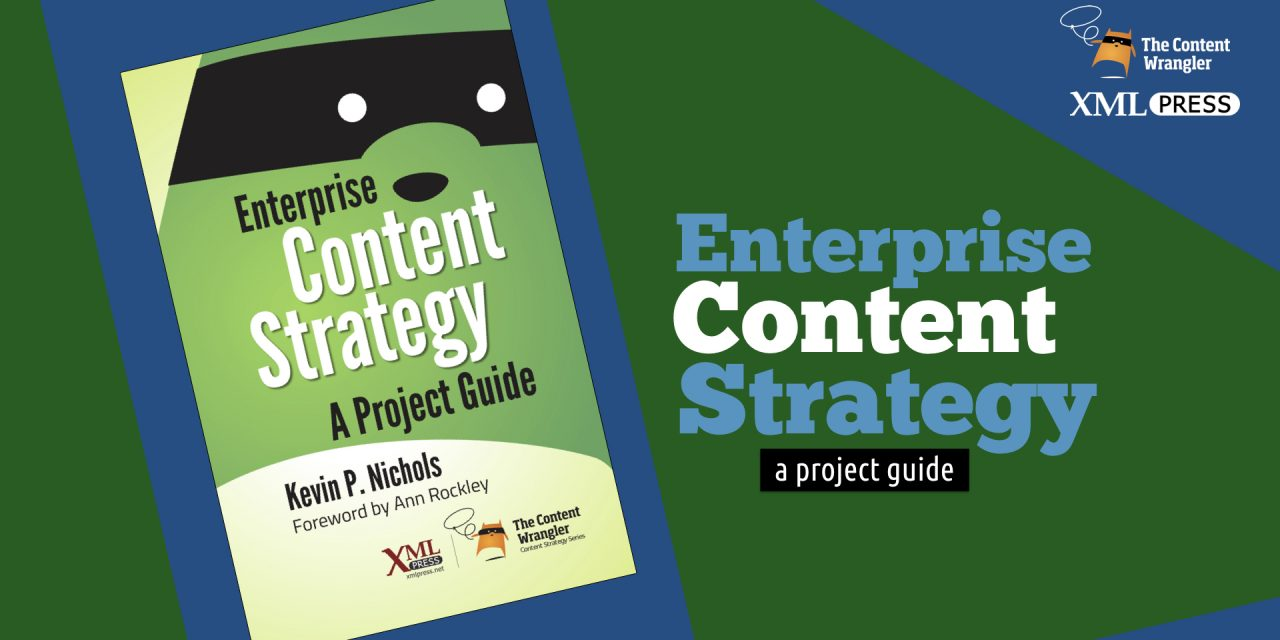 enterprise content strategy a project guide the content wrangler