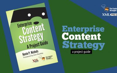 Enterprise Content Strategy: A Project Guide