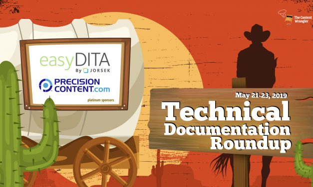 Technical Documentation RoundUp 2019: A New Conference for Tech Comm Pros