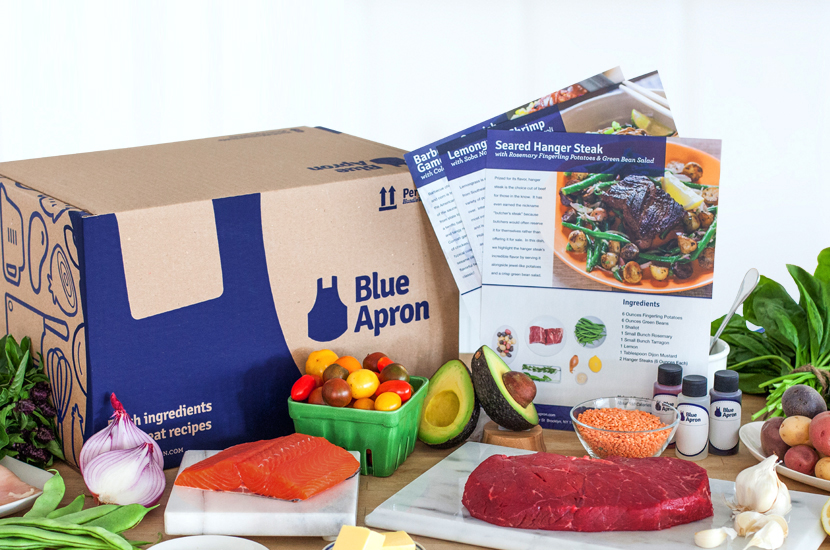 Blue Apron Seeks Senior Manager of Content Marketing