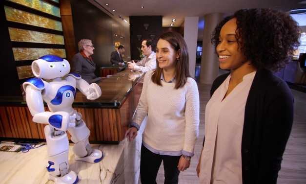 "Meet ""Connie"" — The First Watson-Enabled Hotel Concierge"