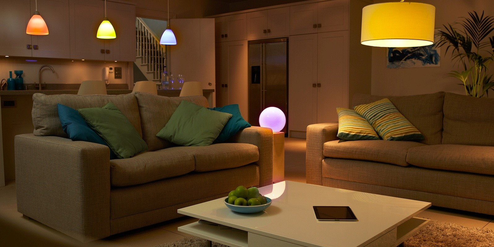 Image: Smart House - Living Room